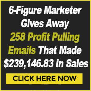 250+ Profitable Swipe Emails