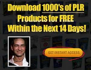 Unlimited PLR Products